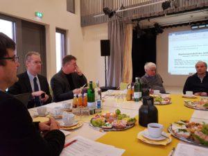 Bild: AGFS-Sitzung am 9.1.2018